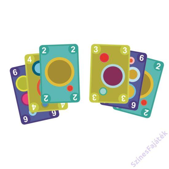 Djeco Bata plus - stratégiai kártyajáték gyerekeknek