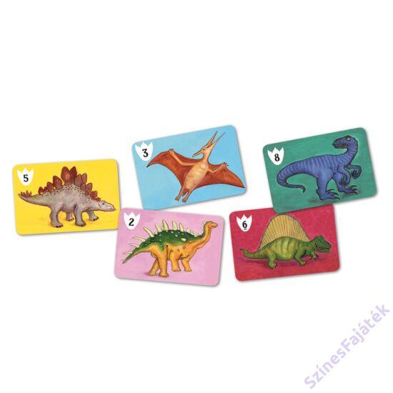 Djeco Batasaurus - kártyajáték gyerekeknek
