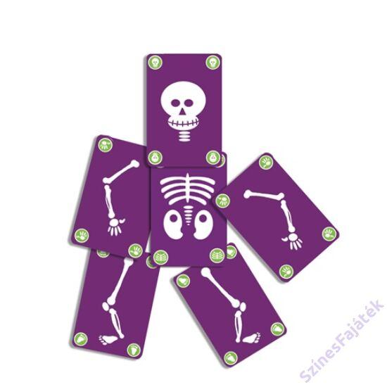Djeco Halloween - Bogoss - kártyajáték gyerekeknek