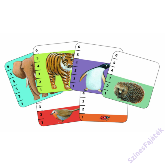 Djeco Batanimokártyajáték