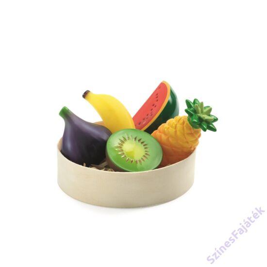 Djeco Egzotikus gyümölcsök