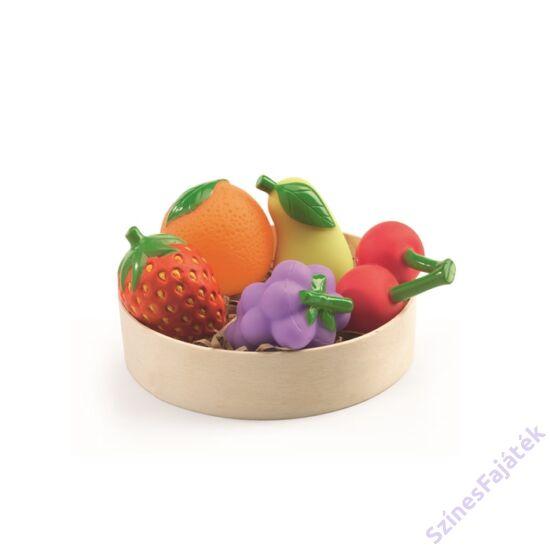 Djeco Zöldségek - 5 db