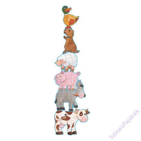 Djeco Boci és barátai - óriás kirakó