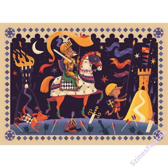 Djeco Don Quijote - kirakó játék