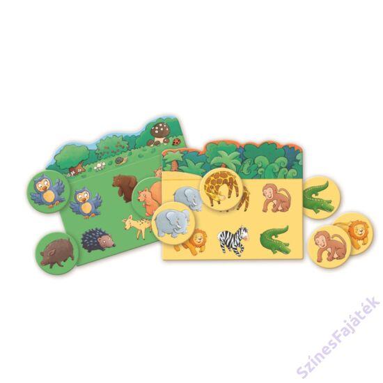 Djeco Az állatok - fejlesztő játék