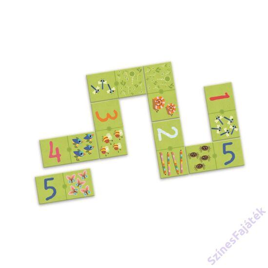Djeco Számolós dominó - fejlesztő játék