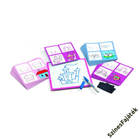 Djeco Lépésről lépésre - Josephine -készségfejlesztő játék