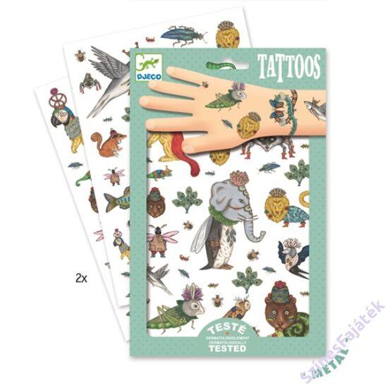 djeco tetováló szett
