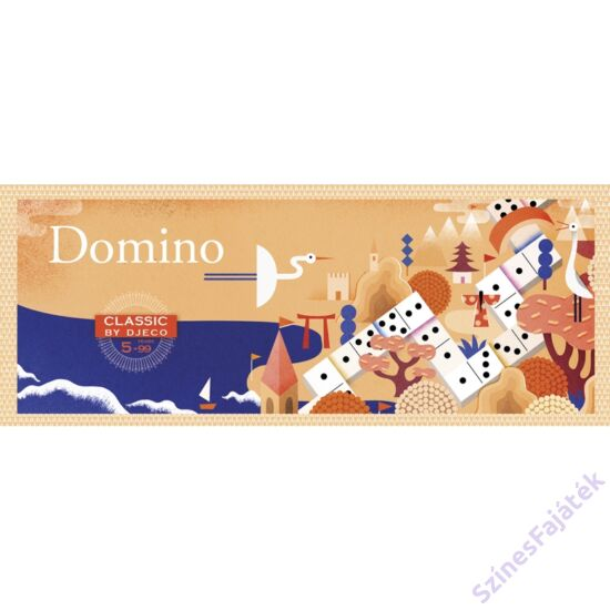 Djeco Klasszikus Dominó - Domino