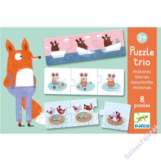 puzzle kicsiknek - párosító puzzle - történetek