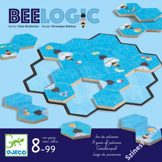 Djeco egyszemélyes kirakó játék - Méhecske - logika