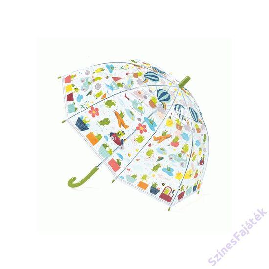 Djeco gyerek esernyő - Békák - Froglets