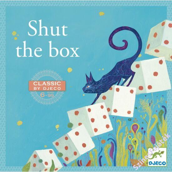 Djeco kockajáték - Shut the Box