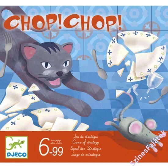 Djeco kooperatív társasjáték - Macska-egér játék
