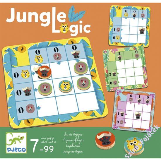 Djeco logikai társasjáték - Dzsungel