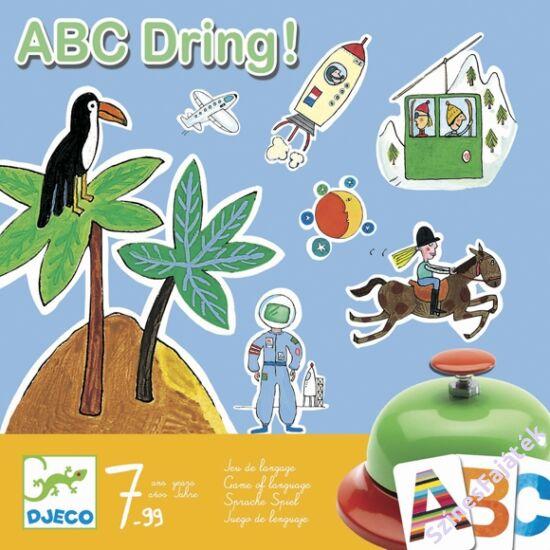 Djeco társasjáték - Csingi-lingi ABC
