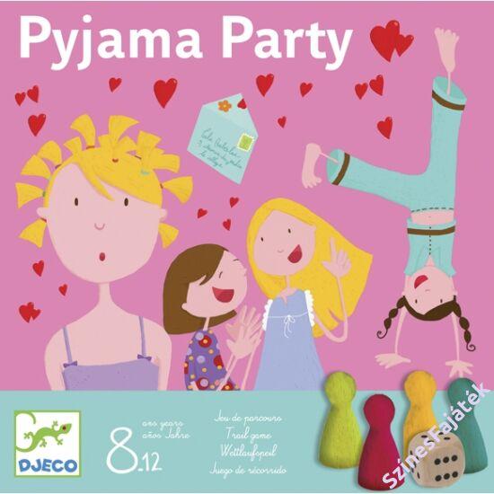 Djeco társasjáték - Pizsamaparti
