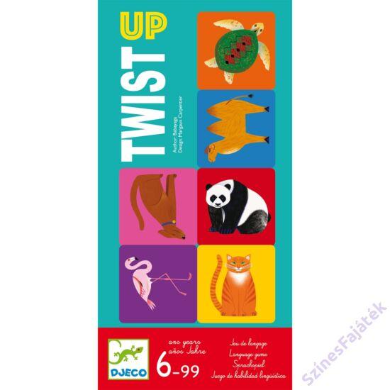 Djeco társasjáték - Twist up