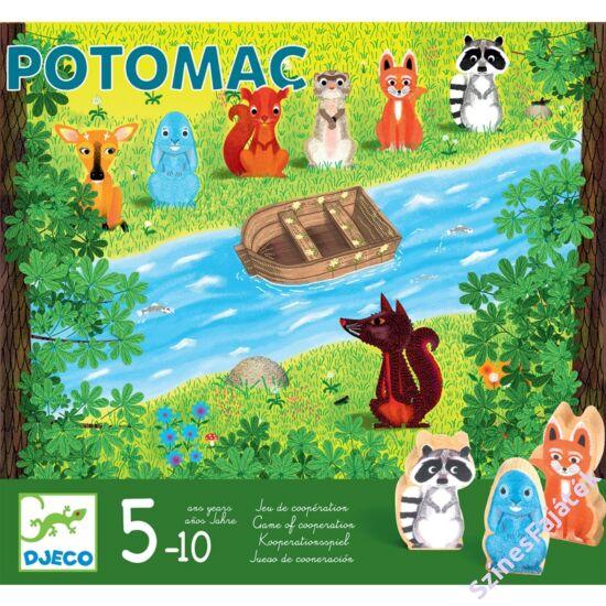 Djeco társasjáték - Állati mentőcsónak - Potomac