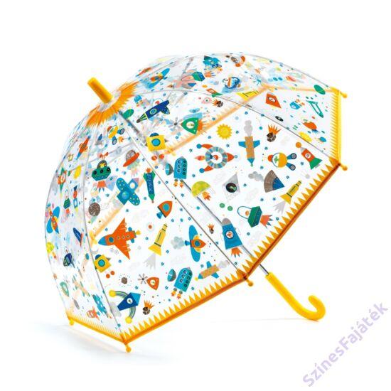 Djeco gyerek esernyő - Világűr - Space
