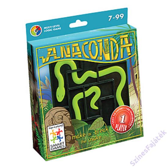 Anakonda - logikai játék- smart games