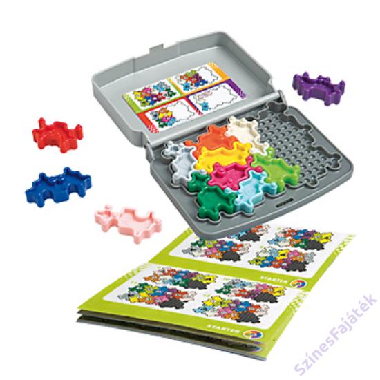 IQ Spalsh- logikai játék - smart games