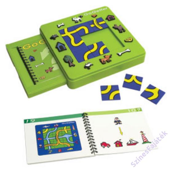 GoGetter macska egér - logikai játék - smart games
