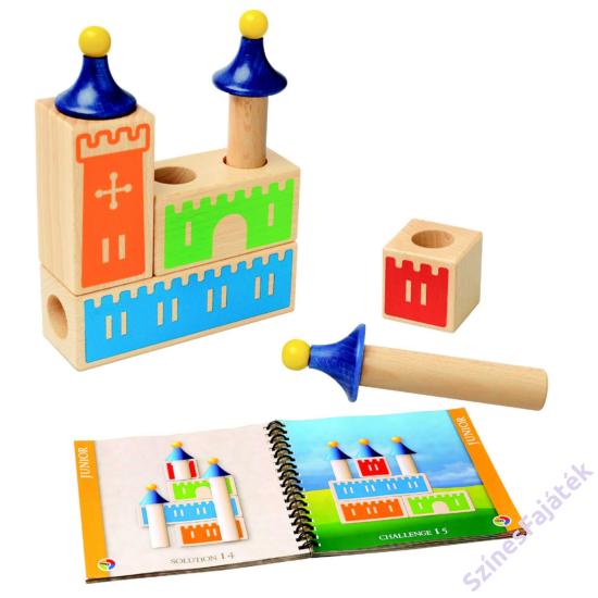 Castle Logix - logikai játék- smart games