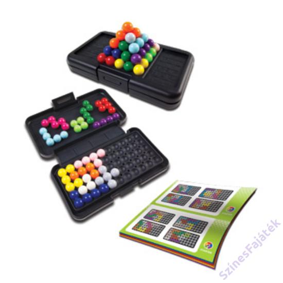 IQ Puzzler / Lonpos 101 - logikai játék - smart games