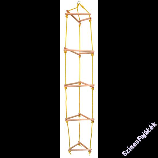 háromszög kötéllétra