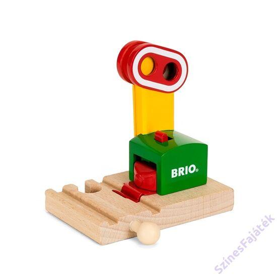 Brio mágneses jelzőlámpa