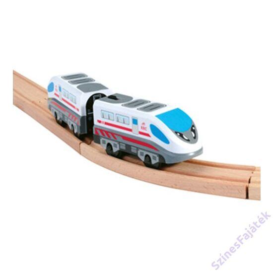 elemes gyorsvonat fa vonat játékhoz