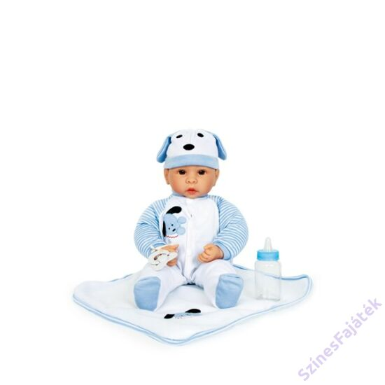 Élethű játékbaba - Benno