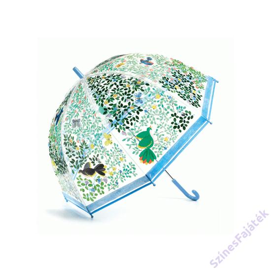Djeco felnőtt esernyő - Madarak - Wild birds