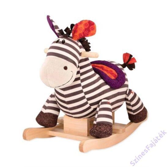 fa hintaló - zebra