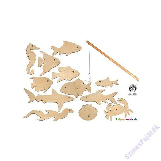 K's Kids - Horgászjáték készítő szett