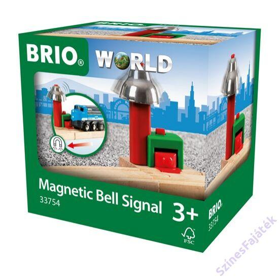Brio mágneses csengő