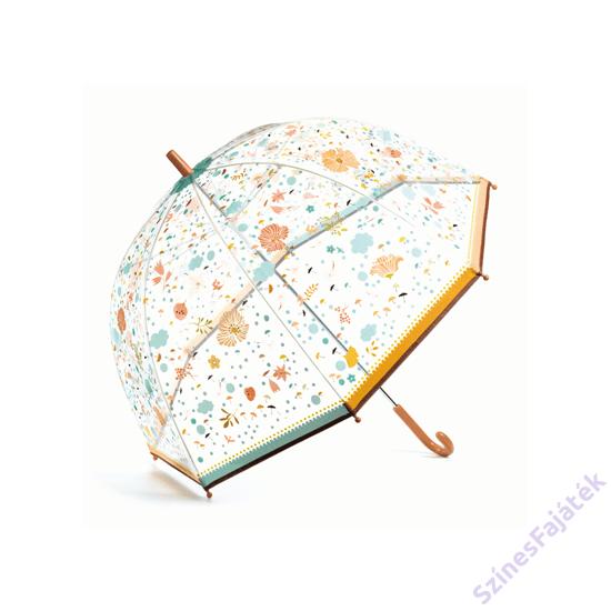 Djeco felnőtt esernyő - Kis virágok - Little Flowers